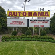 Aut-O-Rama Twin Drive-In Movie Theatre Plans to Re-open May 12th