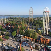 Cedar Point to Reopen Beginning July 9, Facemasks and Reservations Required