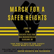 Cleveland Heights March Sunday, Organized By Local Youth, Will Demand Police Accountability