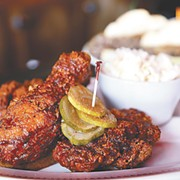 Chow Chow at the Parkview Will Be Back in the Hot Chicken Game on Tuesday, June 16