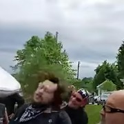 Video of BLM Protest in Bethel, Ohio Goes Viral After Attendee Gets Punched in Head by Guy in Confederate Flag Bandana