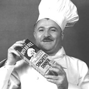 Let's Replace Cleveland's Little Italy Statue of Christopher Columbus With One for Chef Boyardee