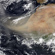 Saharan Dust Cloud Expected to Make Its Way to Ohio Valley This Weekend