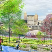 Metroparks to Demolish Two Buildings on W. 25th Street for Irishtown Bend Project