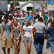Ohio County Fair Mystified that Large Gathering Caused Covid Outbreak