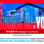 Rocket Mortgage FieldHouse to Be Polling Location for November Election