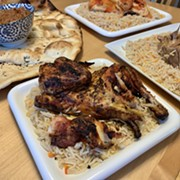 Recent Arrival Yemen Gate Delivers Delicious, Bountiful Middle Eastern Fare