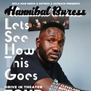 Hannibal Buress Discusses the Drive-In Tour That Brings Him to the Aut-O-Rama Tomorrow