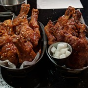 Hell's Fried Chicken Opens in University Circle Today