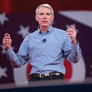 Senator Rob Portman Attempts to Fart Through the Eye of a Needle