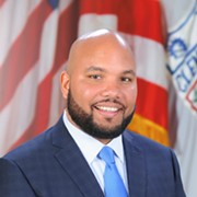 Cleveland Councilman Joe Jones Ticketed Oct. 28 for Impeding Traffic While Playing Biden Campaign Messages
