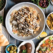 Zaytoon Lebanese Kitchen in Playhouse Square to Reopen in February