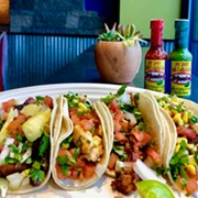 First Look: Cilantro Taqueria Opening Feb 1 in Former John's Diner Spot in Lakewood.