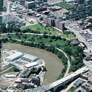Irishtown Bend Demolition to Begin Next Week, Will Reveal Dramatic Views from W. 25th
