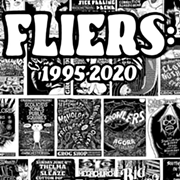 Jake Kelly Releases 'Fliers Volume 2: 1995-2020,' A Celebration and History of His Cleveland Concert Posters