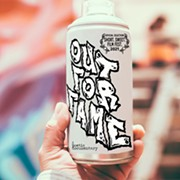 "Local Filmmaker Debuts ""Out For Fame,"" A Short Film on the Ethos of Graffiti Art"
