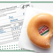 Got Your Covid Vaccine? Get a Free Krispy Kreme Donut Every Day This Year
