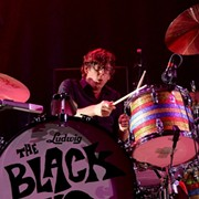 Black Keys' Drummer Patrick Carney Will Take John Adams' Place in the Bleachers to Drum for the Home Opener
