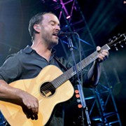 Dave Matthews Band Announces September 2021 Rescheduled Tour Date at Blossom