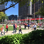 After One-Year Hiatus, Walnut Wednesday Returns to Perk Plaza on June 2