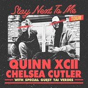 Quinn XCII and Chelsea Cutler To Play Jacobs Pavilion at Nautica in September