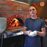 Vero Pizza in Cleveland Heights to Reopen for Dine-In Service After Installation of New Wood-Burning Oven