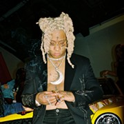 Trippie Redd's Tripp at Knight Tour Coming to Blossom in September