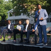 Winners and Losers from Mayoral Forum in West Park: Young Bucks vs. Old Farts Edition