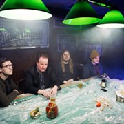 Indie Rockers Protomartyr To Perform at Mahall's in November