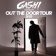 Gashi Coming to Grog Shop in March 2022