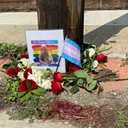 """""""Her Life Mattered"""" – Cleveland Community Gathers to Celebrate Tierramarie Lewis, Condemn Anti-Trans Violence"""