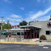 Scorpacciata Pasta and Pizza Take Over the Former Katz Diner in Cleveland Heights to Use as Commissary and Ghost Kitchen