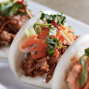 Ninja City is Serving Unlimited Steam Buns for $20 on Sunday and Monday