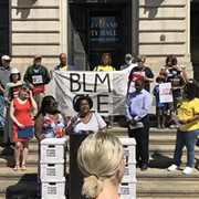 Police Accountability Will Be on November Ballot in Cleveland. LeBron's 'More Than a Vote' Organization is Lending Support