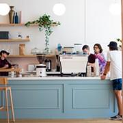 Lekko Coffee Brings Third Wave Coffee Drinks to Former Foyer Space in Ohio City