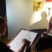MoCa Cleveland To Host Life Drawing for World Suicide Prevention Day with Derek Hess