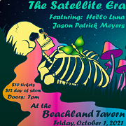 The Satellite Era To Play Release Party at Beachland on Oct. 1