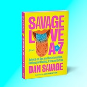 Dan Savage's New Book Draws On Lessons Learned From 30 Years of Writing Alt-Weekly Sex Advice Column