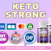 Keto Strong Reviews (Updated 2021) Shark Tank, BHB Diet Pills | Scam or legit