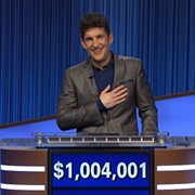"""The Game's Really Hard"": Northeast Ohio Native Matt Amodio Crosses Million-Dollar Mark as Jeopardy! Win Streak Hits 28"