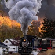 Ohio's Hocking Valley Scenic Railway Is Offering Fall Foliage Tours Throughout October