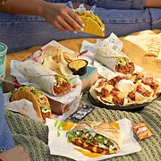 Plant-Based Proteins May Be Coming to Taco Bell