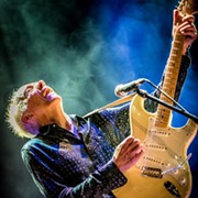 Robin Trower Heading to MGM Northfield Park — Center Stage in April 2022