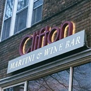 Clifton Martini & Wine Bar Has Permanently Closed