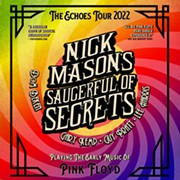 Nick Mason's Saucerful of Secrets Coming to Akron Civic in February 2022