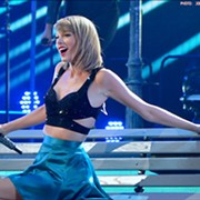 Self-empowerment Theme Distinguishes Taylor Swift Concert at the Q