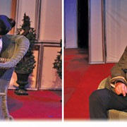 A Family and Their Friends Face Existential Angst in the Excellent Three Sisters by Mamai Theatre Company