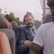 VIDEO: LeBron James Pitches Trainwreck Sequel in 'Funny or Die' Sketch At Swenson's