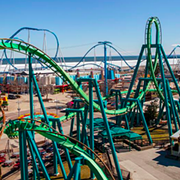 Cedar Point Ranked Among 25 Best Amusement Parks in the World