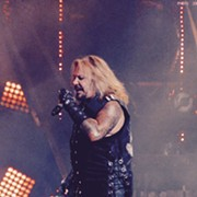 Motley Crue Shouts at the Devil One Final Time